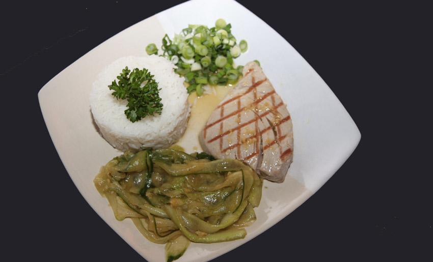 Recipe Garlic Lime Grilled Pork Tenderloin Amreica S Test Kitchen