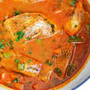 Cuban Pescado Estofado (Stewed Fish)