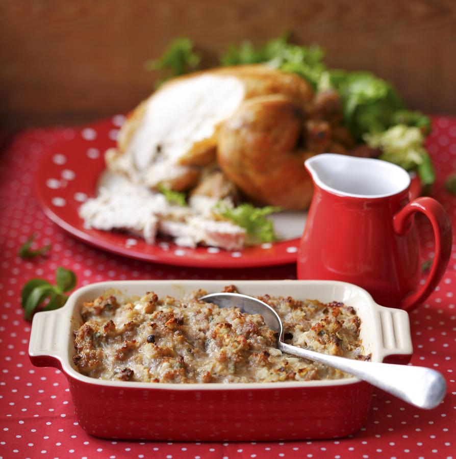 Sage Stuffing Recipe Food Network