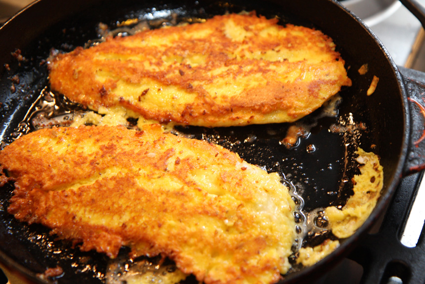 Spicy battered fish fillets indian recipe for Fish fillet recipe