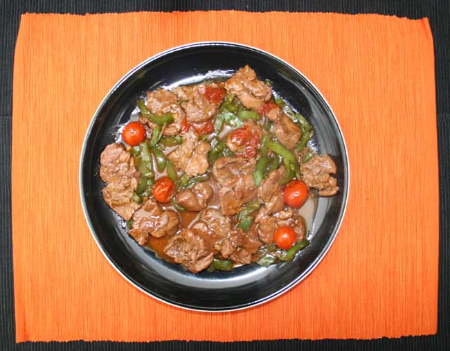 how to eat oyster sauce