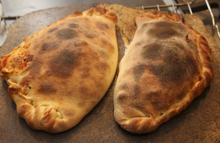 New York Style Calzone Pizza A Cheese Recipe