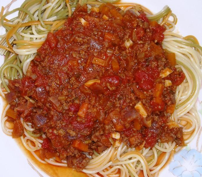Spaghetti alla Bolognese a beef recipe Cooking Wiki