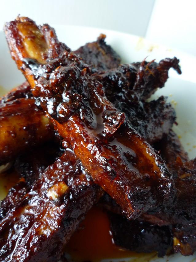 Vietnamese stir fried spare ribs a meat recipe