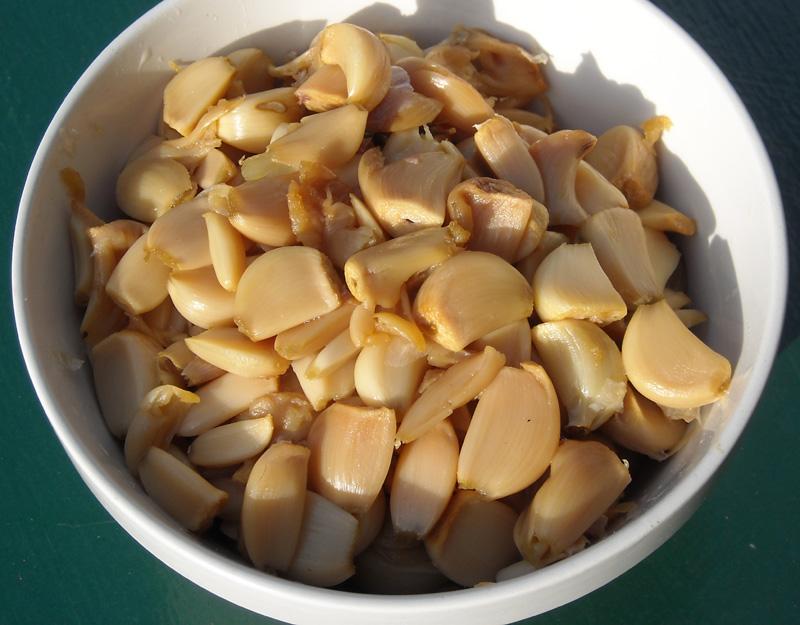 roasted garlic  garlic recipe