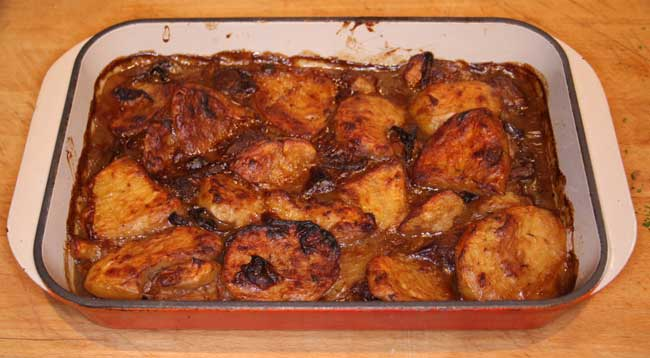 Chicken Hot Pot British Recipe