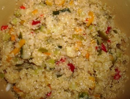 Health Food Quinoa Recipes