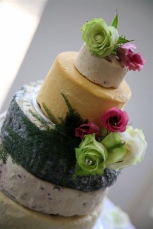 Cheese Wedding Cake Boards