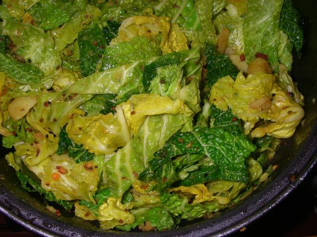 Boiled Cabbage Recipe
