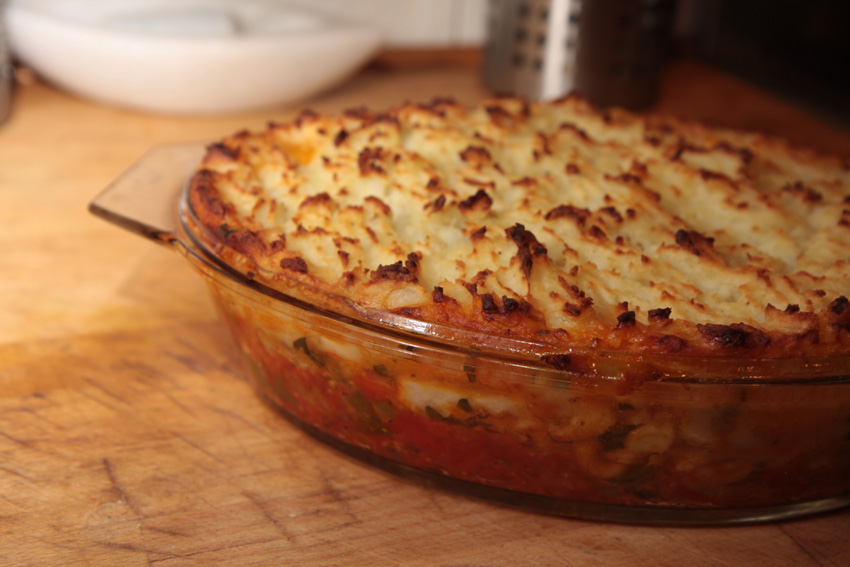 how to cook tesco fish pie mix