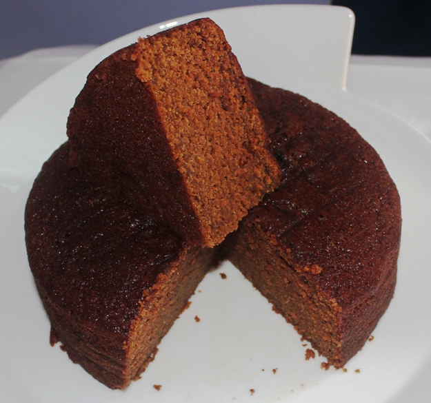 Carrot Cake With Wholemeal Flour