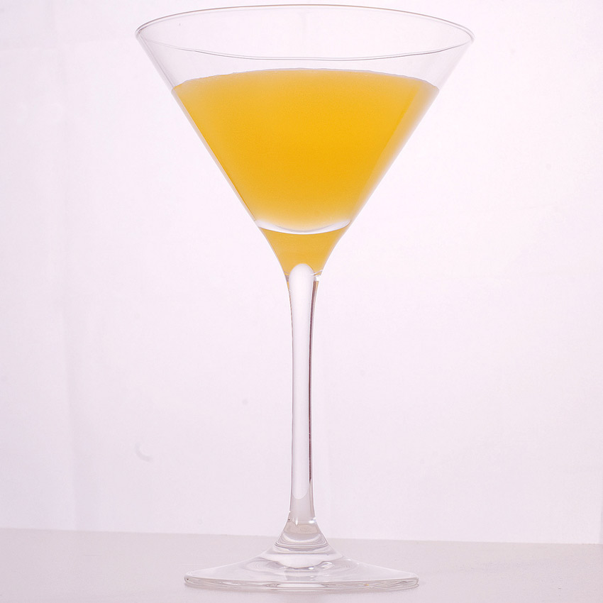 Dizzy Cocktail Glass
