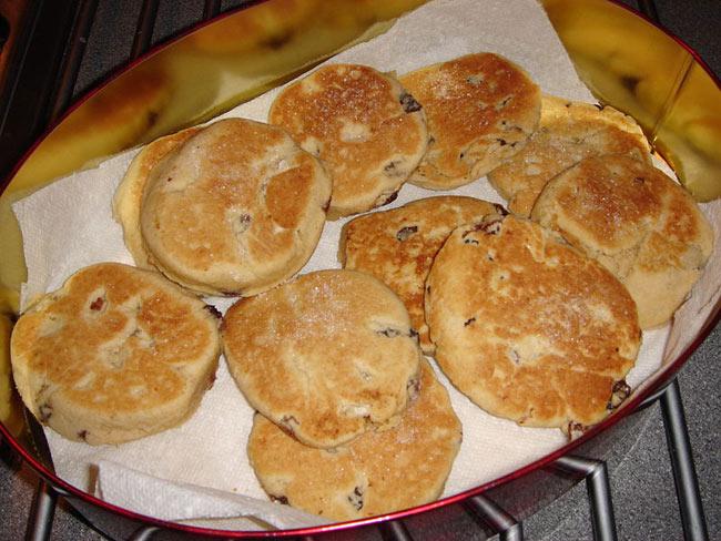 Traditional Welsh Food Menu