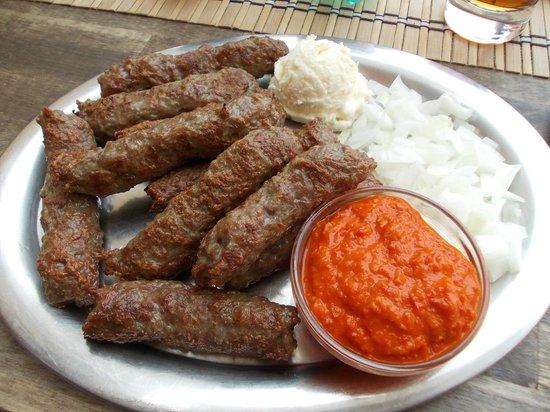 Recipe For Ćevapčići Serbian Sausages