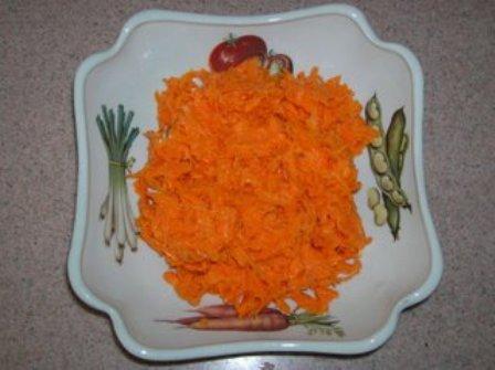 Ensalada de zanahorias carrot salad a vegetarian recipe - Ensalada de zanahorias ...