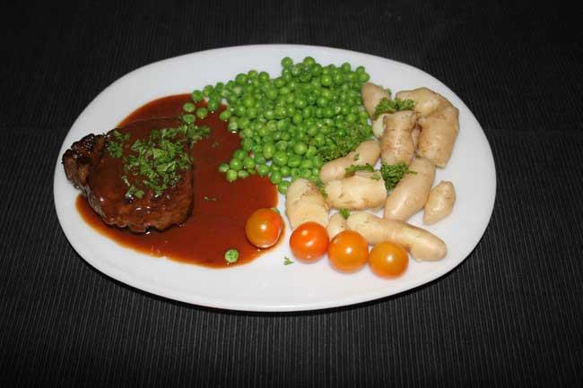 steak diane a beef recipe