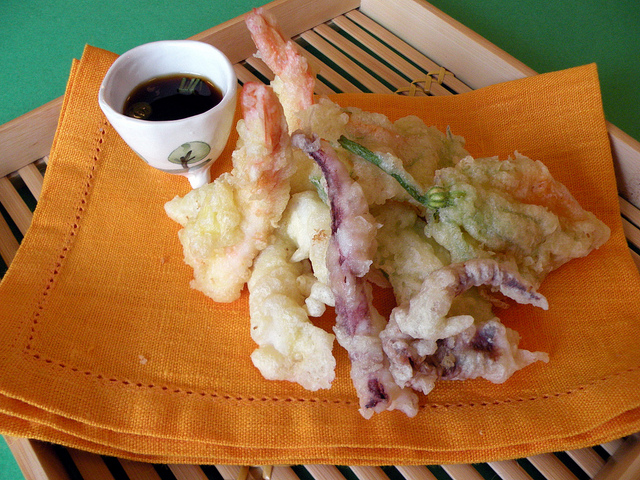 Tempura Batter Recipe Vegetarian Recipes