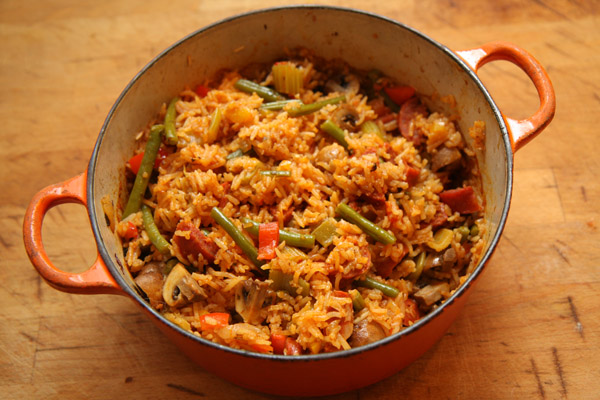 Spanish Rice Casserole Spanish Recipe
