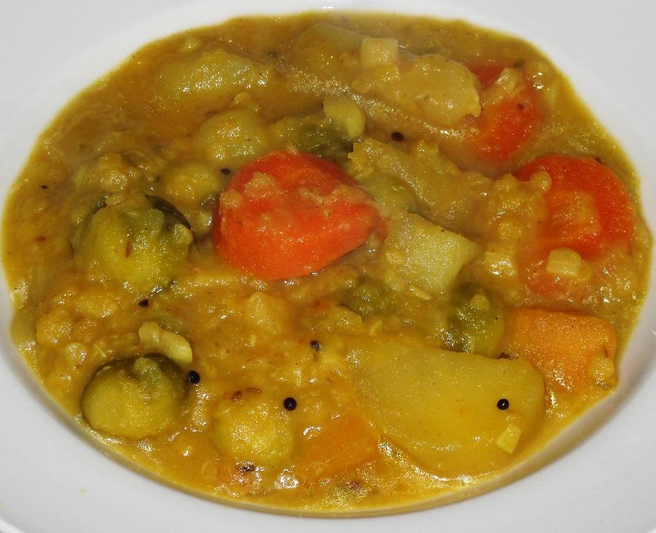 Lentil Soup Recipe Bbc Good Food
