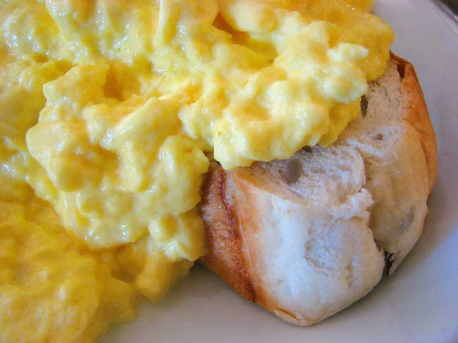 Scrambled Eggs Egg Recipe