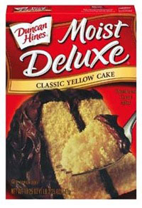 Duncan Hines Cake Mix Brownie Recipe