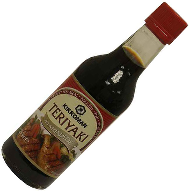 Teriyaki sauce: Wiki facts for this cookery ingredient