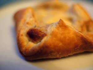Cheddar Shortcrust Pastry British Recipe