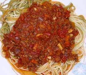 Spaghetti Alla Bolognese Cooking Wiki