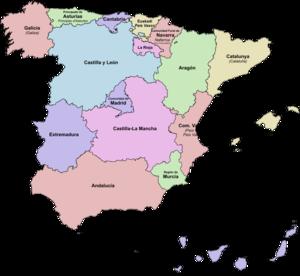 Spanish Food Dishes Recipes
