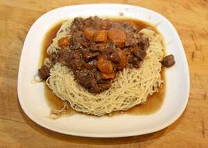 Beef bourguignon recipe (PC)