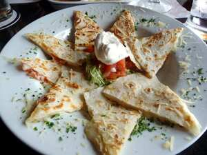 Hollywood Quesadillas