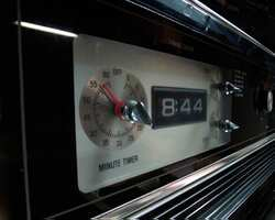Oven cooking times