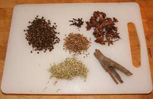 Home made 5 spice powder recipe