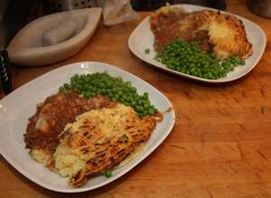 Shepherd's pie (cheat)