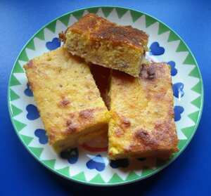 Sopa paraguaya a cheese recipe Cooking Wiki