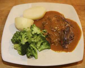 Stewed lamb or mutton (PC)