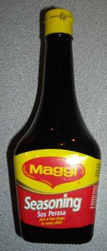 Maggi seasoning: Cooking Wiki