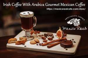 Irish coffee Mexico Real Cafe recipe