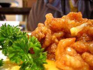 Deep Fried Chicken In Lemon Sauce A Fruit Recipe