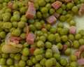 Fresh peas with ham and garlic recipe.jpg