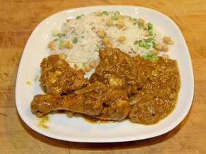 Chicken vindaloo indian recipe chicken vindaloo forumfinder Image collections