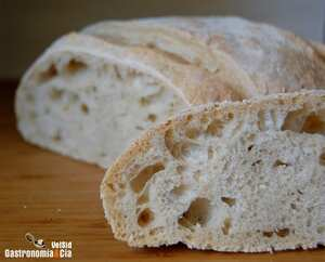 Pan de pueblo (Village bread)