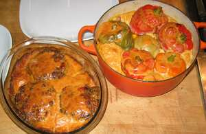 Piperki palneni postni (Vegetable stuffed peppers) recipe.jpg
