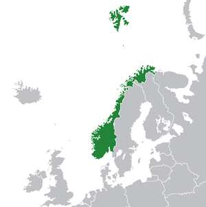 Cheese Of Norway Norwegian Cheeses A Wiki Category Page - Norway map wiki