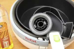 My Tefal Actifry Doesn T Make Food Hot